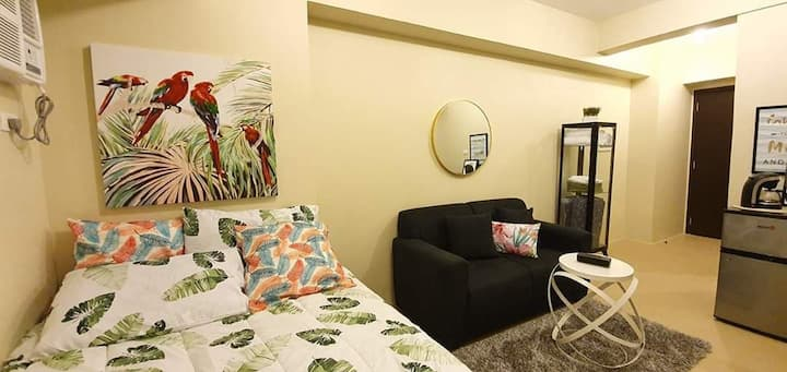 FRESHLY FURNISHED CONDOTEL NEAREST CENTRIO MALL
