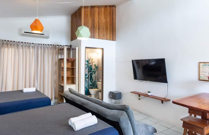 Spacious Boutique Studio Near Best Surf in Santa Teresa | Maoritsio Studios #6