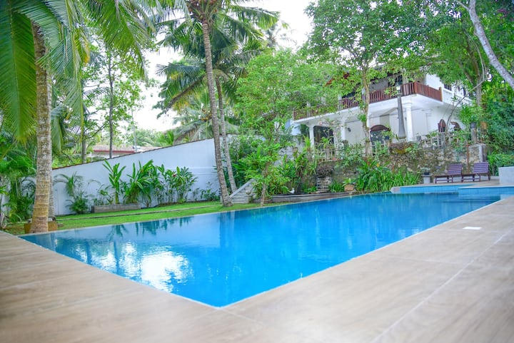 A Villa near Wijaya Beach