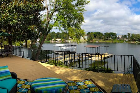 Barringer House Newly Renovated 4/3 W/boat Dock - Lake Hamilton - Talo