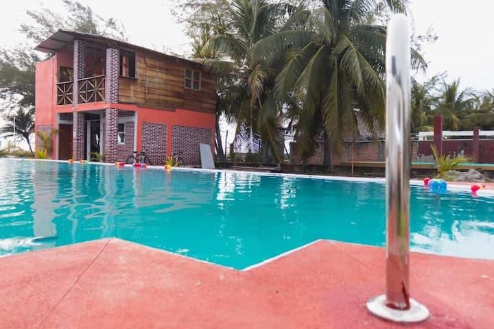 Casa playa linda (VILLA LUA) Tapachula