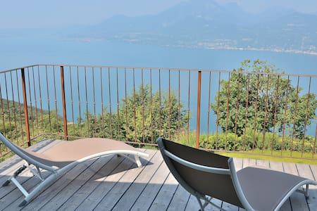 Rural House With Stunning Lake Views Up to 8 Pax - Brenzone sul Garda