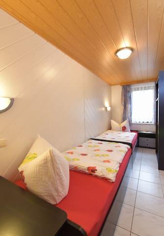 Ferienhaus in Drognitz, Fewo Linde - Drognitz - Appartement