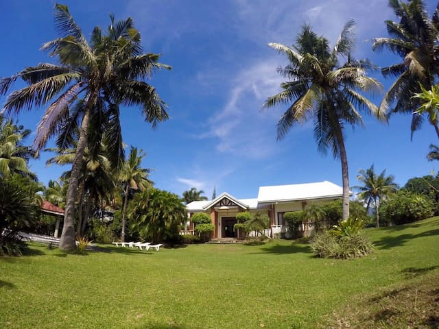 Holy Moly Villa exclusive on Biliran Island