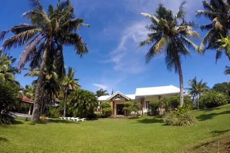 Holy Moly Villa exclusive on Biliran Island