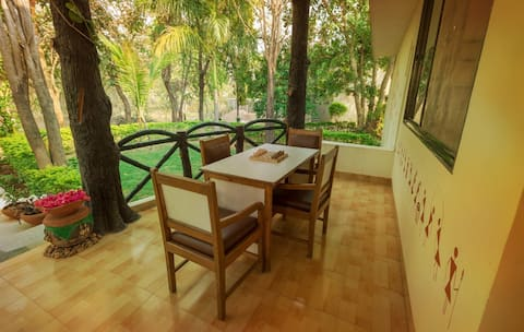 Double Room Vann Life Forest Resort