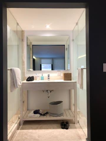 Baño departamento