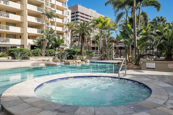 Tropical Studio Apartment
