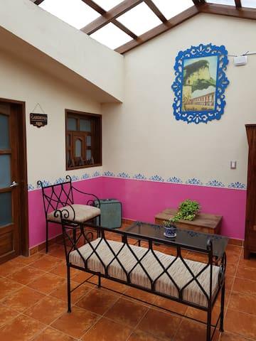 """Agradable habitación """"Alcatraz"""""""