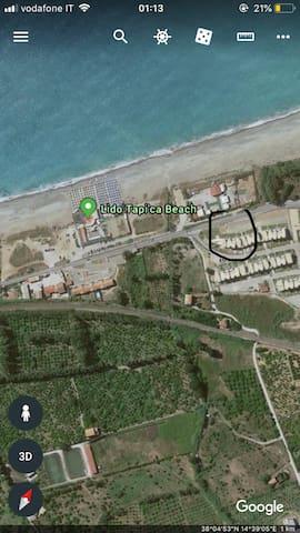 Casa vacanza a 200 mt dal mare