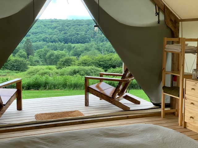 Succurro : Tent with a View - Balance