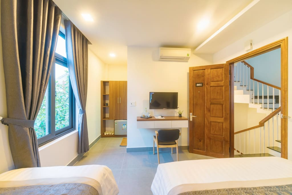 Stop and Go boutique homestay Hue- Mega triple