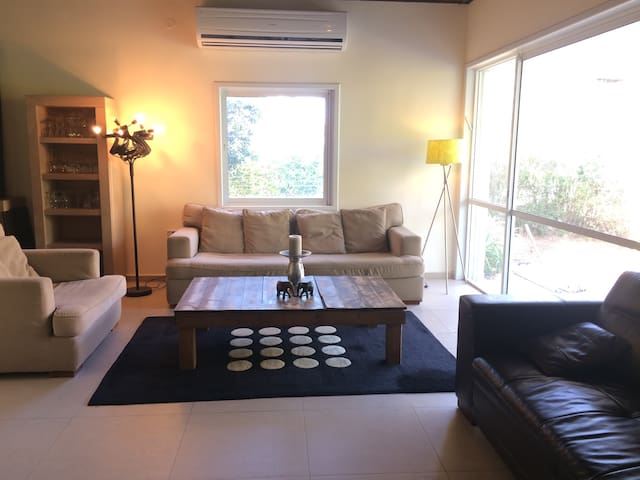 Beautiful villa with 3 bedrooms + garden+ privacy - Herzliya - Villa