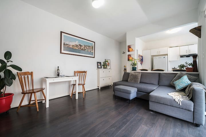 Perfect 1 Bed apt near Bondi Vaucluse -see whales