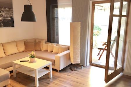 *** Moderne und zentrale EG-Wohnung mit Garten *** - Rosenheim - Daire