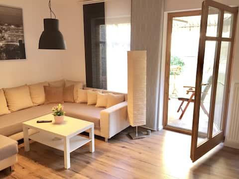 **Moderne Ferienwohnung im Zentrum von Rosenheim**