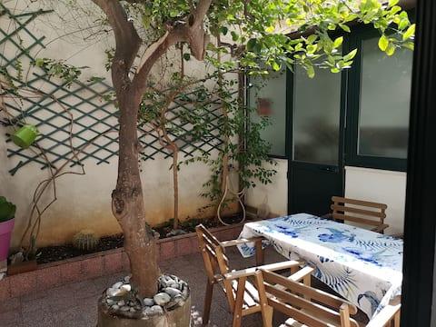 Post'i casa - Holiday flat in Aspra
