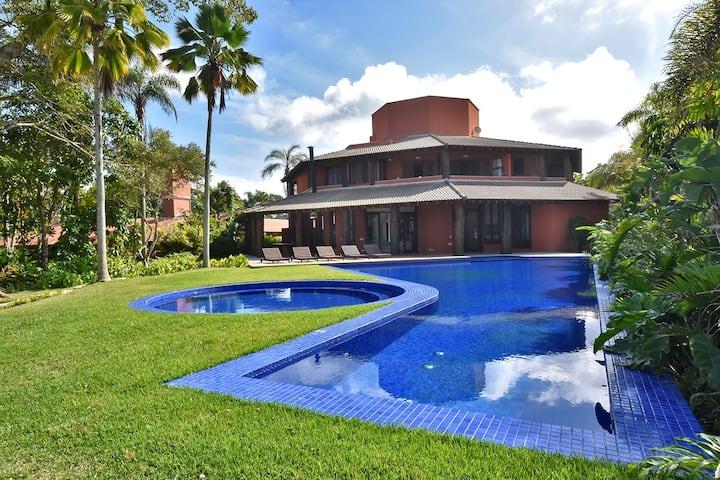 Engenho Beach -  Exclusive house