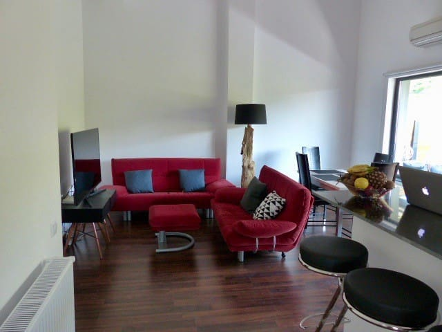 Modern, deluxe apartment in rural part of Cluj