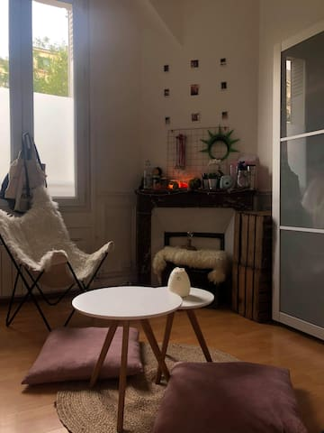 cosy studio in the center of Clichy