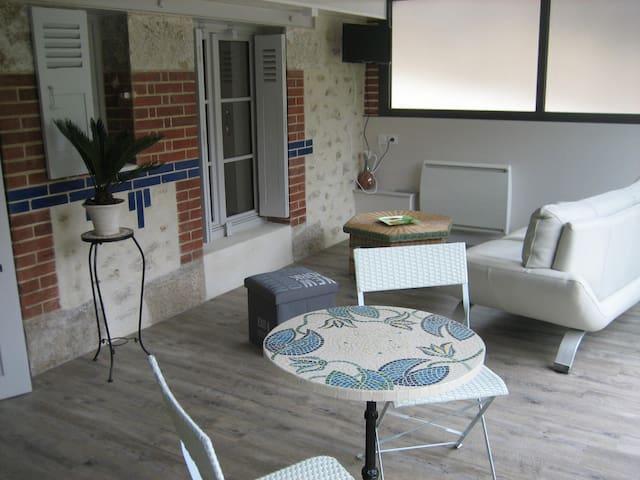 Charmant logement idéal avec SPA privatif