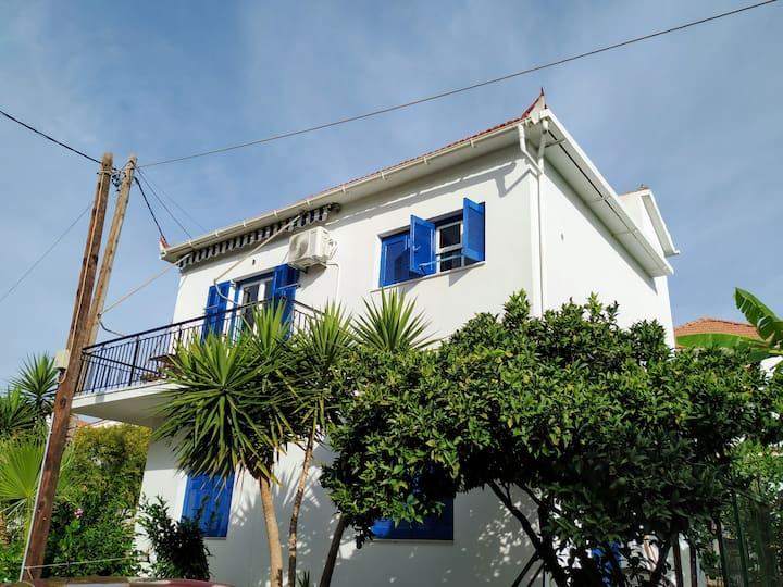 Peloponnes Modernes Ferienhaus