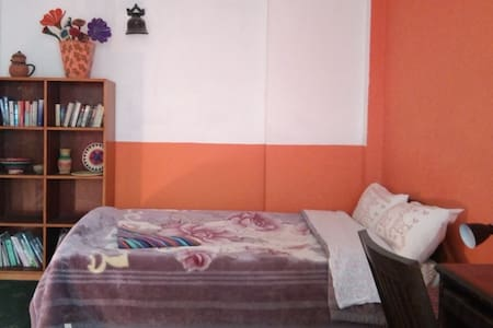 Comfort studio flat in local family home