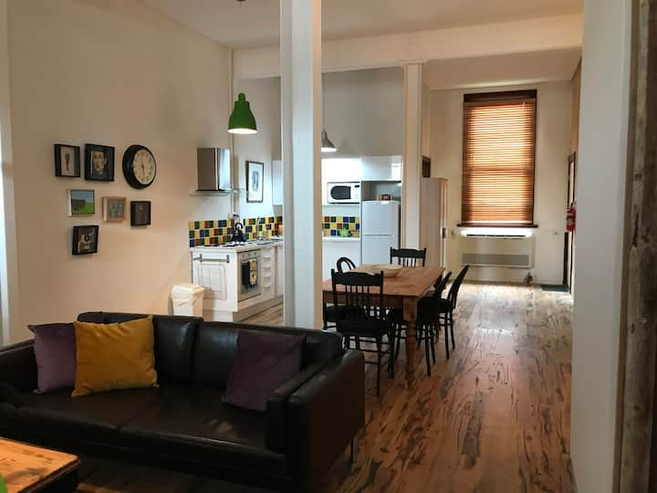 Caledonian ground floor apartment in Fremantle
