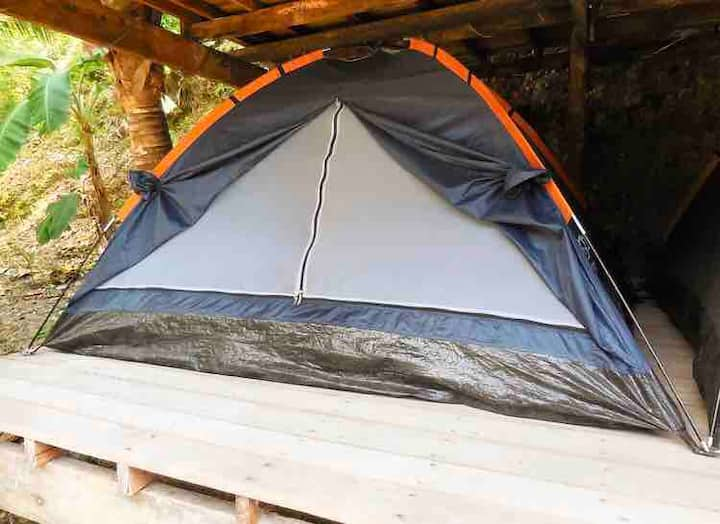 raylay beach rental tent