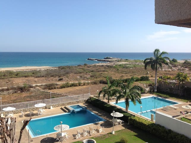 Beachfront vacation or daily rental