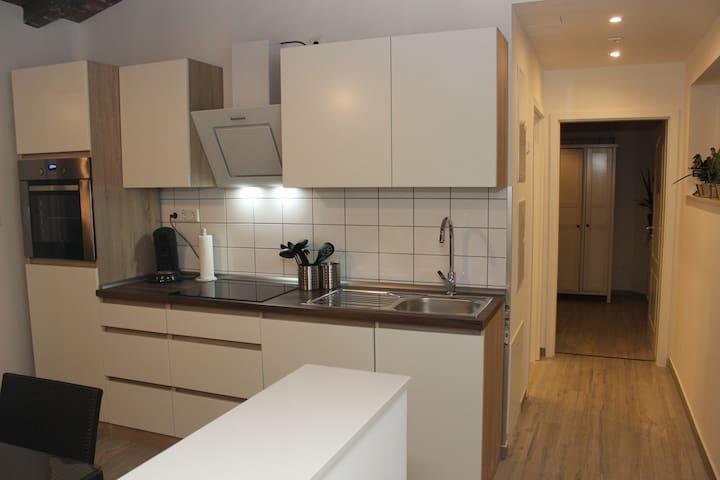 Kleine gemütliche Ferienwohnung bei Bad Oldesloe - Grabau - Wohnung