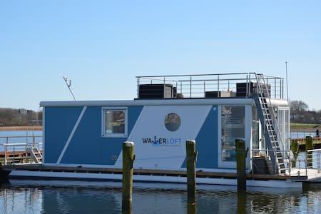 Wasserloft Norge - Ihr Traumurlaub am Wasser - Schleswig - Barca