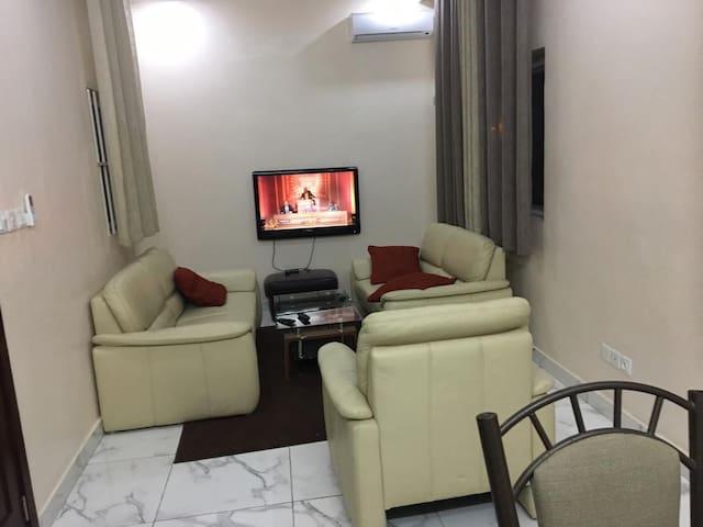 Apparemment meublé de haut standing  à Cotonou