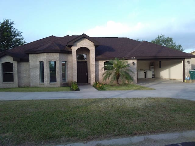 Beautiful comfort house nice equiped - Pharr - Casa