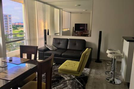 Luxurious apartment Bochalema