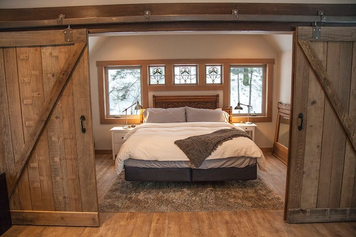 East Wing Guest Suite -  2 mi from Leavenworth - Leavenworth - Gästehaus