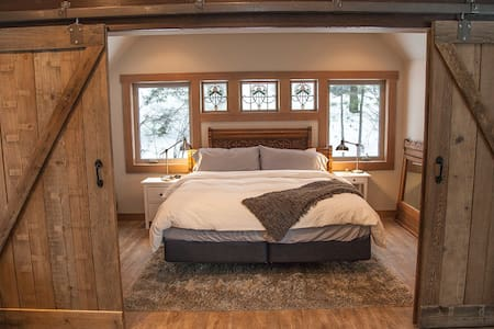 East Wing Guest Suite -  2 mi from Leavenworth - Leavenworth - Gjestehus