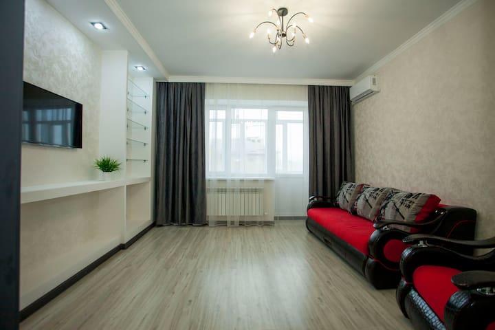 1 комнатные апартаменты ТРК Орал
