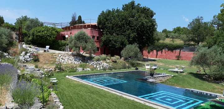 Charming self catering house MERVEILLE 70 m2