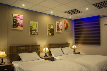 Hotel Styled Apartment in Heart of Quatre Bornes