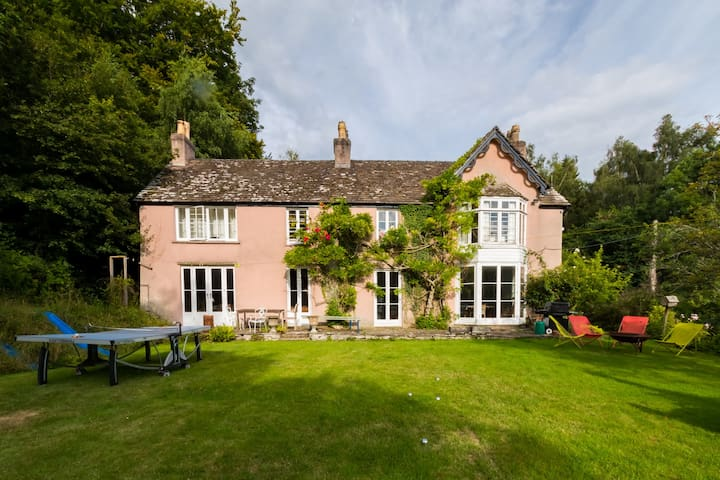 Brecon Beacons Country Home, stunning views
