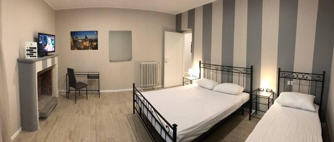Francesca Vecchia quadruple room