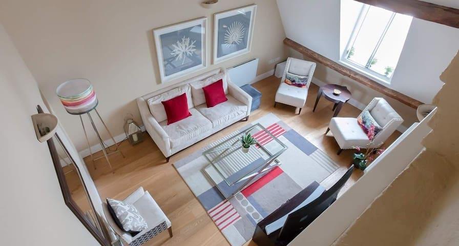 Lovely modern St. Paul's/City apartment