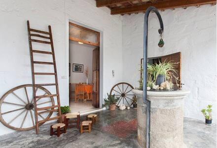 CHARMING HOUSE MALLORQUINA 6PAX. - Vilafranca de Bonany