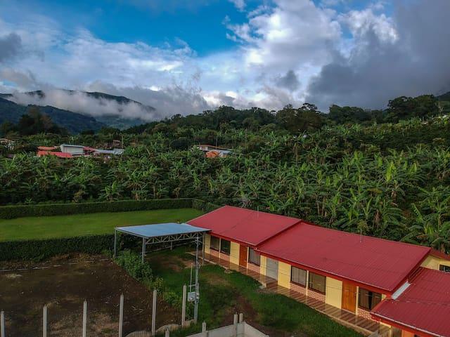 Santa Maria de Dota Coffee House Green Experience