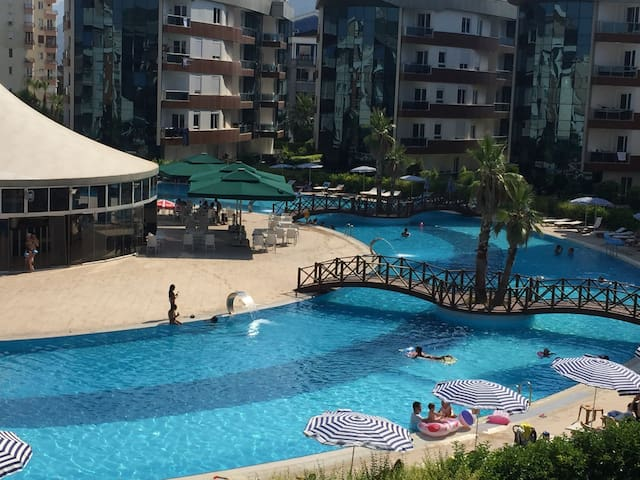 ONKEL Rezidans 2+1 denize 400 metre