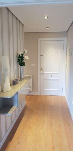 Precioso y amplio piso   reformado.