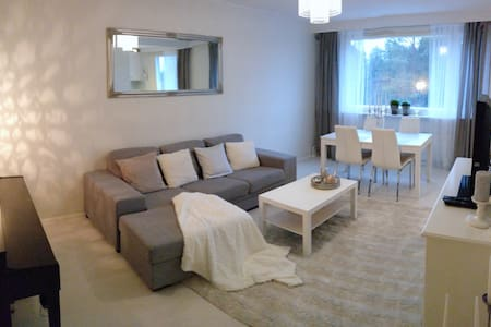 A cosy apartment for Lahti Ski Games 2017 - Lahti