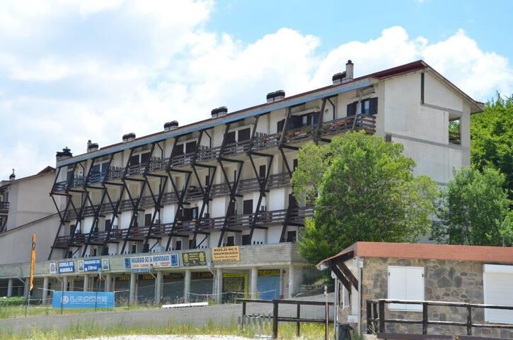 Piccola dimora sugli impianti sci di Ovindoli - Ovindoli - Apartment