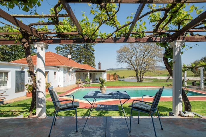 Chardonnay  Self catering Suite on a Wine Estate